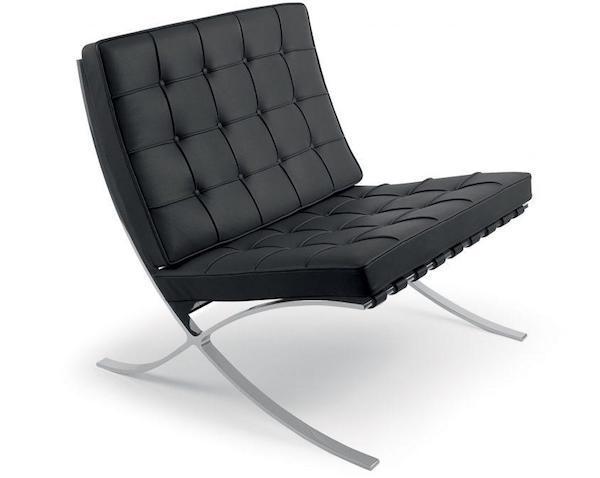 Seduta in stile Bauhaus - Barcellona