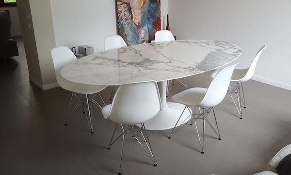 Tavoli in stile Bauhaus