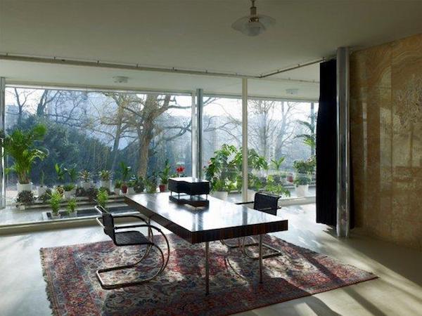 Arredamento in stile Bauhaus