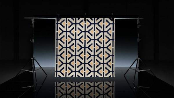 Nuova collezione IKEA ÖVERALLT: i tappeti disegnati dall'artista Laduma Ngxokolo