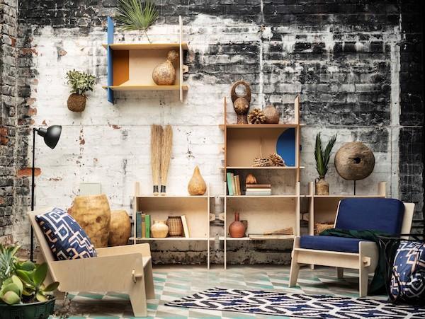 Nuova collezione IKEA ÖVERALLT 2019