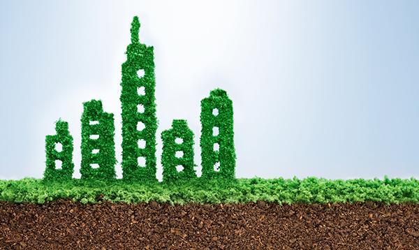 Gli edifici ecostenibili rispettano l'ambiente