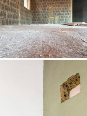 Murature in blocchi in terra cruda Kryoton® 120 di Ton Gruppe