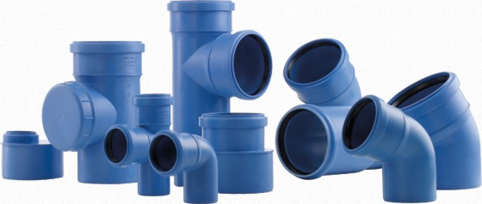 Gamma di pezzi speciali per tubazioni fonoassorbenti Triplus di Valsir