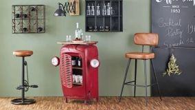 Sgabelli da bar per la cucina: proposte per tutti gli stili