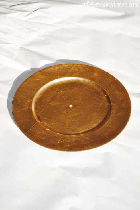 Come realizzare un orologio con i piatti spaiati: parte 1, da thebensonstreet.com