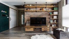 Arriva lo stile rustrial, il rustico industriale che riscalda la casa