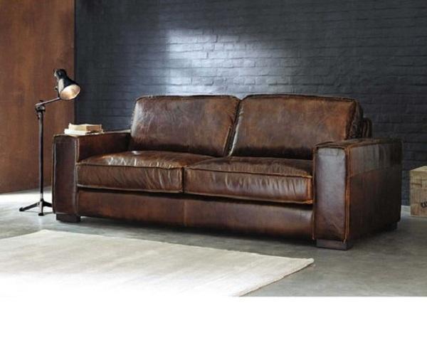 Arredamento in stile rustrial, da maisonsdumonde.com