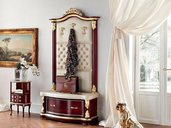 Bella Vita per una mudroom classica, da Modenese Gastone