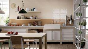 Come scegliere le piastrelle per la cucina in muratura
