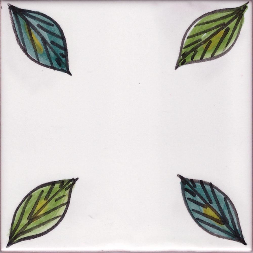 Piastrelle dipinte Ceramiche Vietri