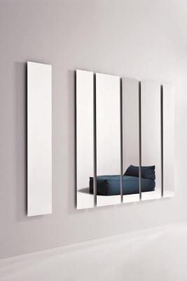 Specchio a muro design di Pianca