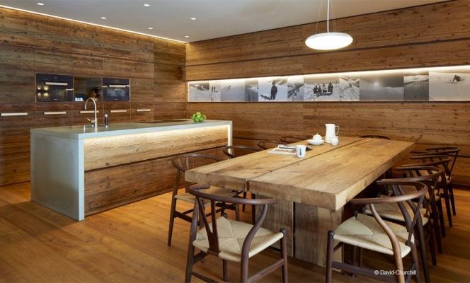 Cucina muratura moderna - Dade Design