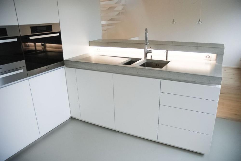 Foto - Cucina in muratura moderna