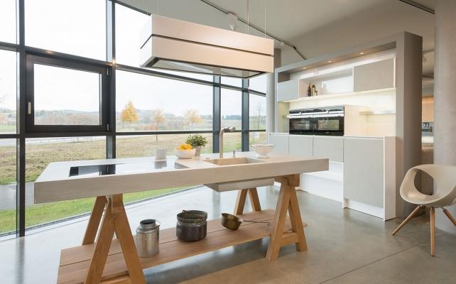 Cucina moderna in muratura - Dade Design