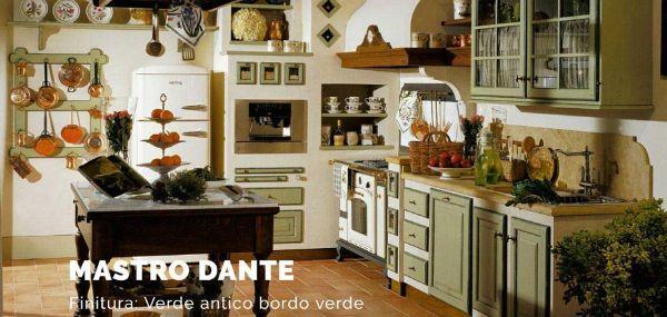 Le Cucine dei Mastri per realizzare la cucina in muratura completamente personalizzabile