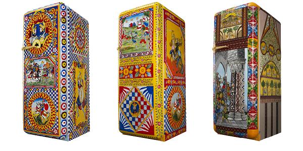 Cucine in muratura originali: la proposta di Dolce&Gabbana per Smeg