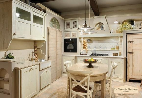 L'Artigiano Arredamenti, cucina in muratura Clea