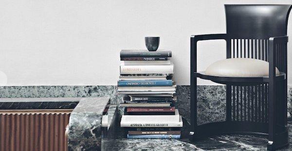 Sedie design più famose: Barrell by Frank Lloyd Wright