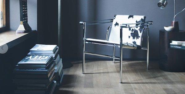 Sedie design: LC1 by Le Corbusier