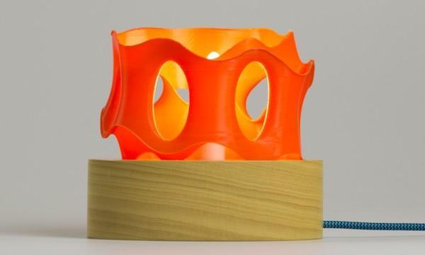 Lampada 1289 - oggetto realizzato con stampa 3d, design LuccaPortal