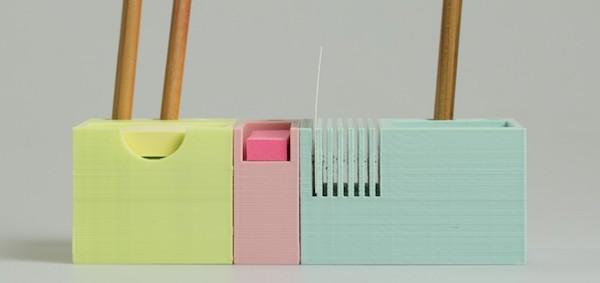 Set da scrivania Ponte - design by LuccaPortal
