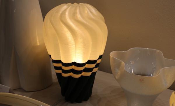 Modello Cacti Colonnari, linea Desert Light - Realizzato in stampa 3d con materiali ecologici