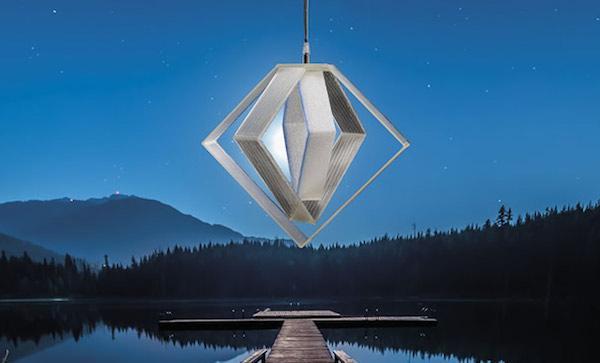 Lampada a sospensione Trix, design by Decor-Light & Home