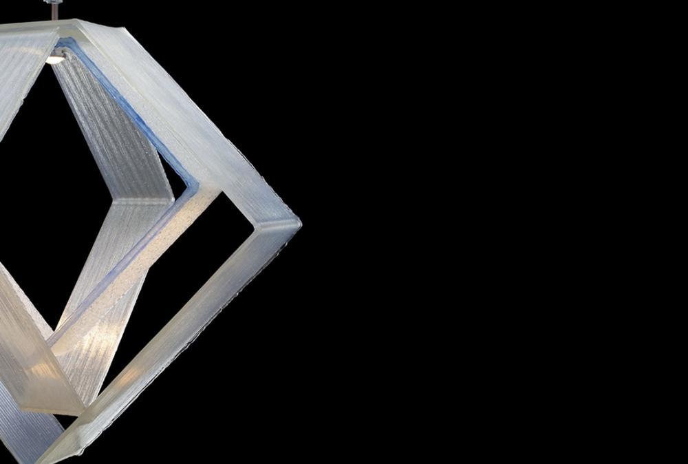 Lampada a sospensione by Decor Light&Home, realizzata con lstampa 3d