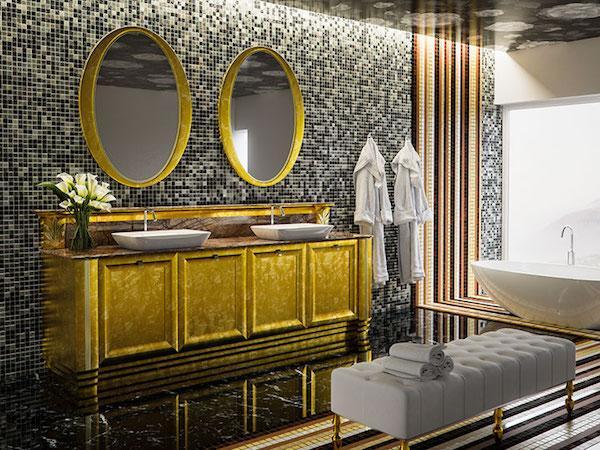 Collezione EGO OLA - Arredo bagno luxury by Brummel
