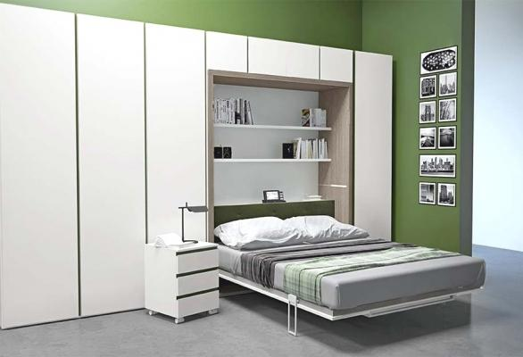 Arredo trasformabile per monolocale Dynamic Room - Clever