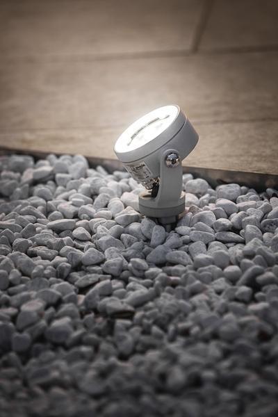 Faretti a spot da esterno Clock - Goccia Illuminazione