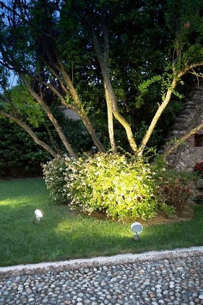 Luci a spot da giardino Clock - Goccia Illuminazione