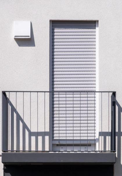 Sostituzione delle tapparelle in edificio condominiale