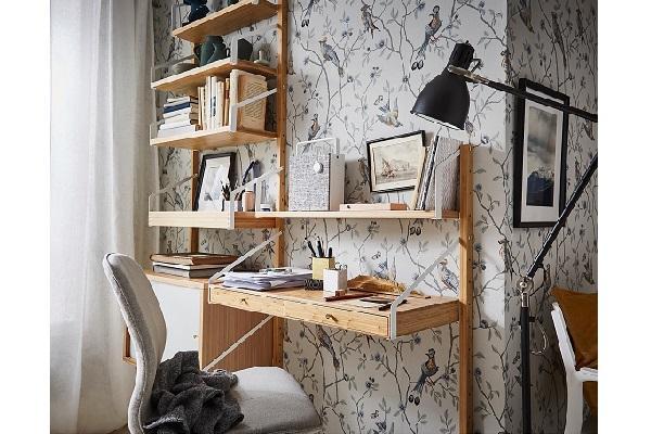 Scrivania A Muro Ikea.Stanza Da Letto Moderna Consigli Di Arredo