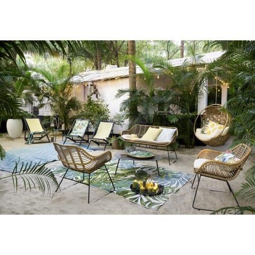 Living outdoor seduta sospesa Maisons du Monde