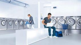Lavanderia condominiale: funzionamento e vantaggi