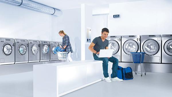 Lavanderia condominiale - Miele Professional
