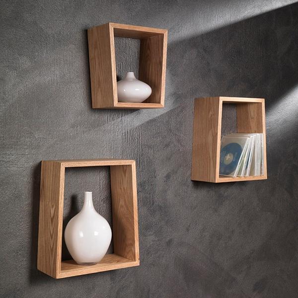 Mensole Brenda  in legno - Smart Arredo