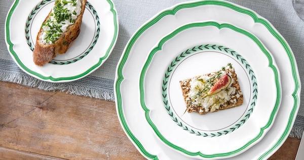 Set piatti da colazione French Garden - design by Villeroy&Boch