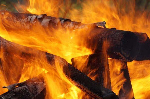 La carbonizzazione dà al legno un'ottima resistenza al fuoco