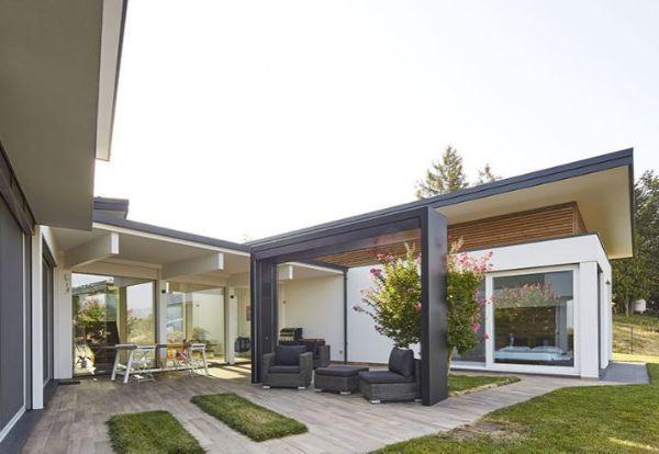 Le case in legno KAGER sono certificate per resistenza al fuoco