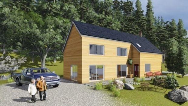Il comfort e la semplicità costruttiva a portata di mano con le case prefabbricate in legno