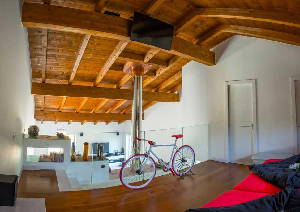 Casa prefabbricata in legno a Terni di L.A.COST srl