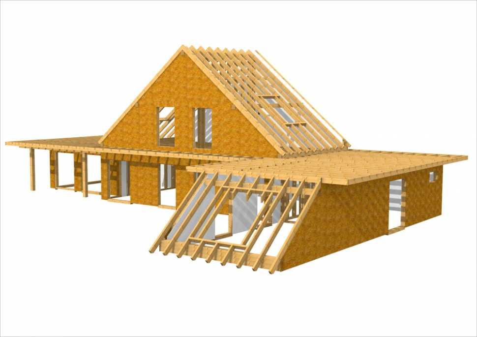 Strutture case prefabbricate in legno