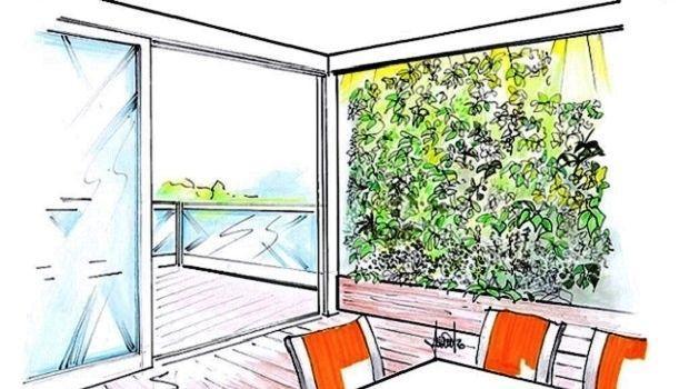 Muri vegetali: scenografie naturali con i giardini verticali