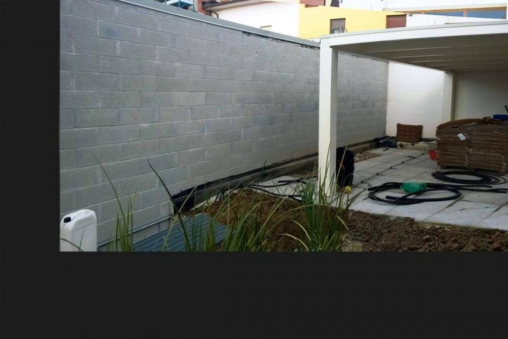 Giardino verticale outdoor prima - Pellegrini Giardini