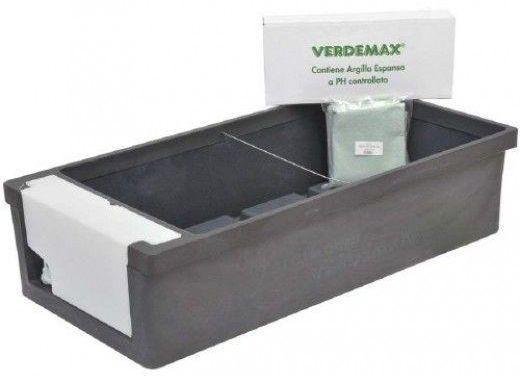 Verdemax Container für Stadtgarten