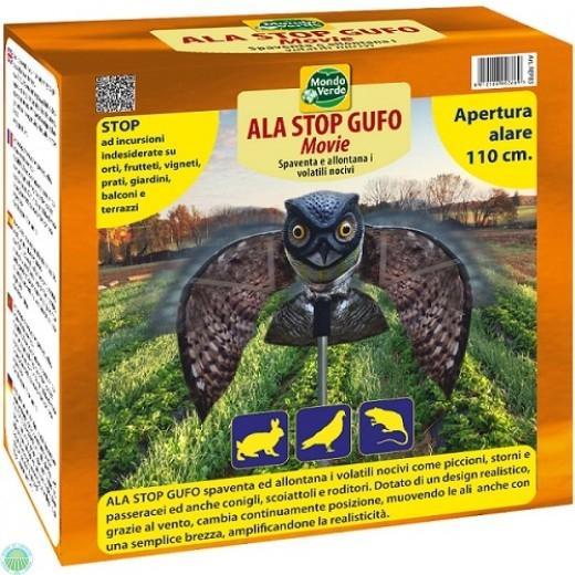 Allontana animali e volati per l'orto su Agraria Comand