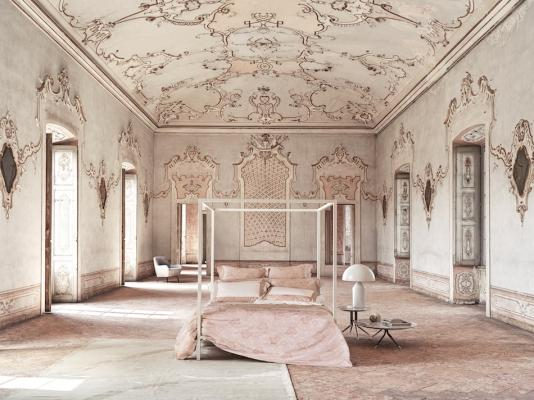 La Perla Home Capsule Collection  by Fazzini- Salone del Mobile 2019